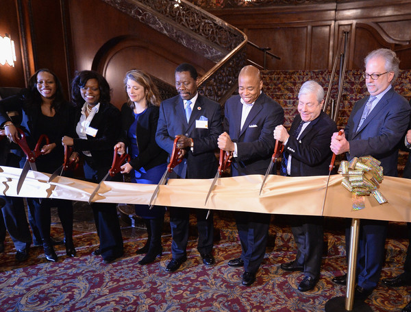 Kings Theatre Ribbon-Cutting Ceremony