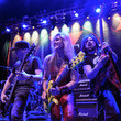 Marty O'Brien Ace Frehley and Lita Ford Perform in Concert at Brooklyn Bowl Las Vegas