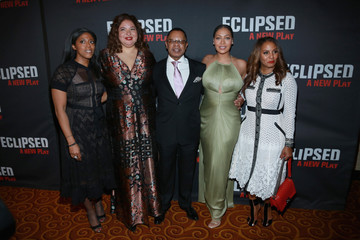 Marvet Britto Alia Jones-Harvey 'Eclipsed' Broadway Opening Night - After Party
