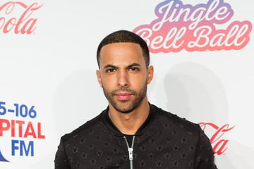 Marvin Humes Capital's Jingle Bell Ball With Coca-Cola - Arrivals - Day 1