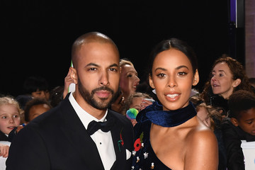Marvin Humes Rochelle Humes Pride Of Britain Awards 2018 - Red Carpet Arrivals