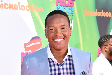 Marvin Jones Arrivals at the Nickelodeon Kids' Choice Sports Awards — Part 2