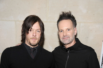 Marvin Scott Jarrett Norman Reedus Hosts a NYLON Party