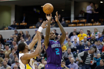 Marvin Williams Charlotte Hornets v Indiana Pacers
