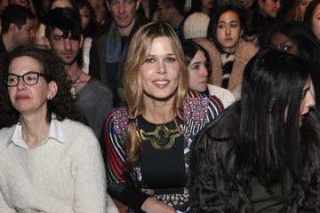 Mary Alice Stephenson TRESemme at Erin Fetherston - Front Row/Backstage - Mercedes-Benz Fashion Week Fall 2015