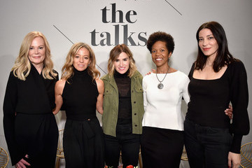 Mary Ann Reilly Heather Philip IMG NYFW: The Shows 2019 PARTNERS - February 8