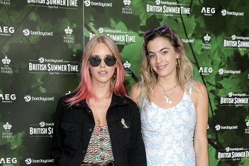 Mary Charteris Barclaycard Presents British Summer Time Hyde Park - 7th July