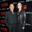 Mary Chieffo Premiere Of IFC Films' 'The Death Of Stalin' - Arrivals