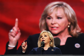 Mary Fallin Republican National Convention: Day Four