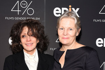 Mary Harron '4%: Film's Gender Problem' New York Premiere