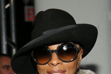 Mary J. Blige Public School - Front Row - MADE Fashion Week Fall 2015