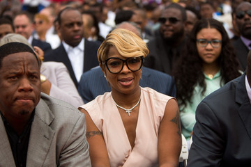 Mary J. Blige Howard University 2014 Commencement Address