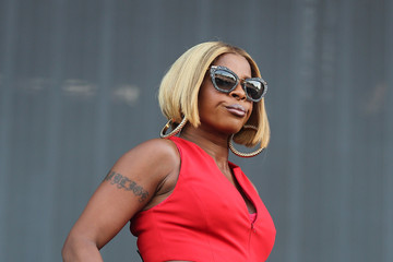Mary J. Blige New Look Wireless Festival - Day 2