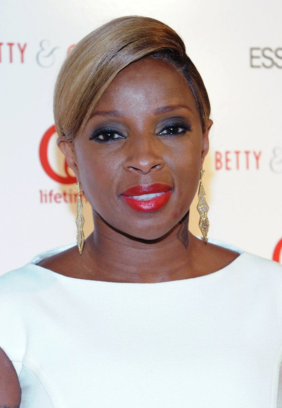 "Mary J. Blige - Lifetime Celebrates The Premiere Of ""Betty & Coretta"" With Cast"