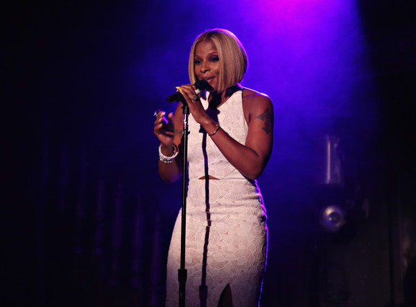 Mary J. Blige Attends the Casa Reale Fine Jewelry Launch