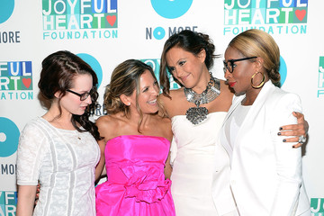 Mary J. Blige Arrivals at the Joyful Heart Foundation Gala