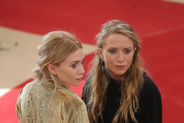Mary-Kate Olsen 'Manus x Machina: Fashion in an Age of Technology' Costume Institute Gala