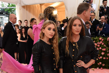 Mary-Kate Olsen The 2019 Met Gala Celebrating Camp: Notes On Fashion - Arrivals