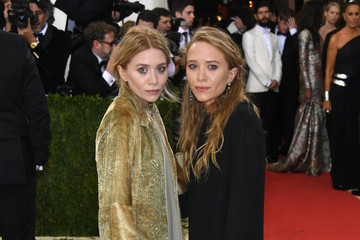 Mary-Kate Olsen 'Manus x Machina: Fashion In An Age of Technology' Costume Institute Gala - Arrivals