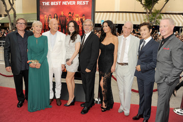 Mary-Louise Parker Bruce Willis 'Red 2' Premieres in LA — Part 6