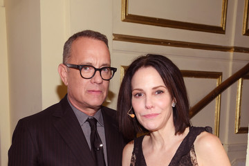 Mary-Louise Parker David Lynch Foundation Hosts Change Begins Within: Healing the Hidden Wounds of War Benefit Dinner & Conversation
