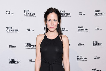Mary-Louise Parker Celebrities Attend the 2015 Center Dinner