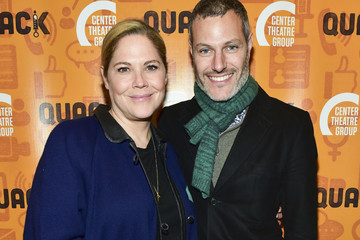 Mary McCormack Center Theatre Group's Kirk Douglas Theatre Hosts Opening Night Performance Of 'Quack'