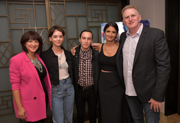 Los Angeles Special Screening Of Netflix's 'Atypical' Season 2 [season,social group,event,community,team,suit,employment,management,businessperson,tourism,mary rohlich,robia rashid,michael rapaport,brigette lundy-paine,keir gilchrist,atypical,the london hotel,netflix,los angeles special screening]