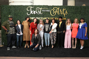 Mary Rohlich Robia Rashid Sony Pictures Television's Emmy FYC Event 2019 'Toast to the Arts'