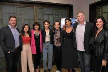 Mary Rohlich Robia Rashid Los Angeles Special Screening Of Netflix's 'Atypical' Season 2