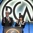 Mary Steenburgen 30th Annual Producers Guild Awards - Inside