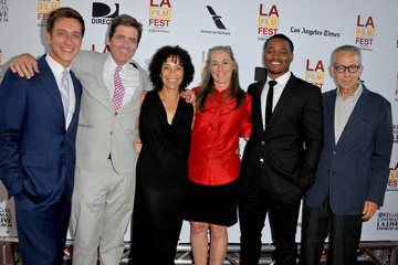 Mary Sweeney David Ansen 'Fruitvale Station' Premieres in LA — Part 2