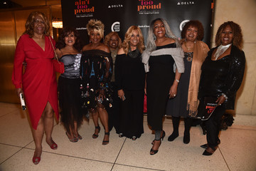 Mary Wilson Opening Night Of 'Ain't Too Proud - The Life And Times Of The Temptations' - After Party