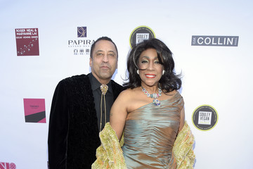 Mary Wilson 4th Annual Roger Neal Oscar Viewing Dinner Icon Awards And After Party