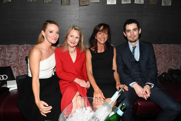 Mary Zophres Nespresso And Audi Hosted 'First Man' Premiere Party At Toronto International Film Festival 2018