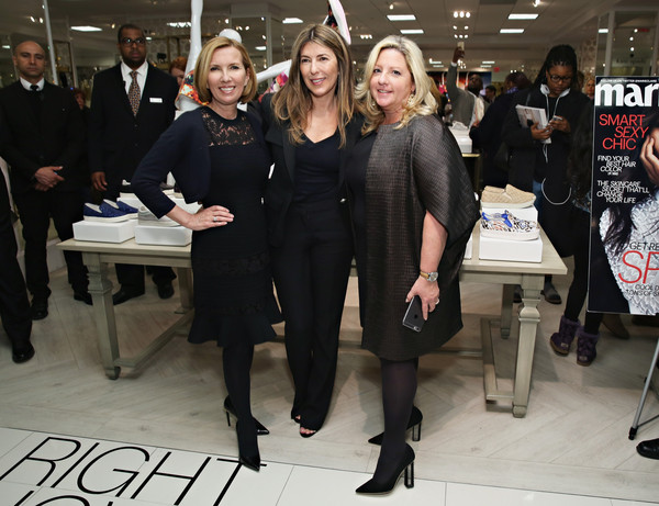 0c1172508d1e MaryAnne Morin Photos - Lord   Taylor Celebrates  ShoesFirst With ...