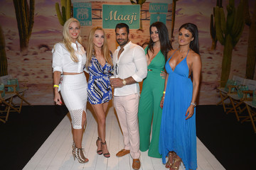 Marysol Patton Maaji Swimwear at Miami Swim Week 2016  - Front Row