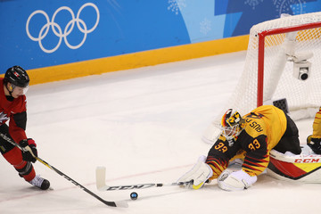 Mason Raymond Ice Hockey - Winter Olympics Day 14