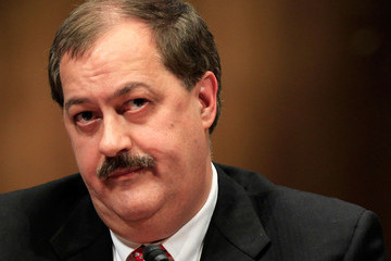 Don Blankenship Massey Energy CEO Testifies At Senate Hearing On Mine Safety
