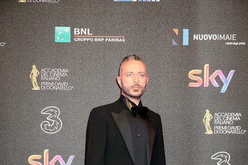 Massimo Cantini Parrini 61. David Di Donatello - Red Carpet