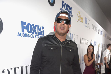 Master P Latina Media Ventures Hosts Latina 'Hot List' Party - Red Carpet