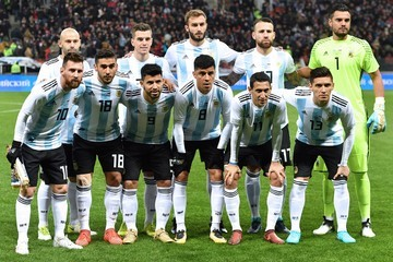 Mat'as Kranevitter Russia vs Argentina - International Friendly