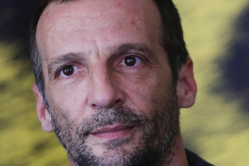Mathieu Kassovitz Day 4 - 70th Locarno Film Festival