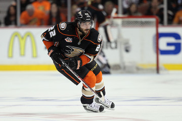 Mathieu Perreault Los Angeles Kings v Anaheim Ducks - Game One