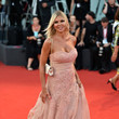 Matilde Brandi 'J'Accuse' (An Officer And A Spy) Red Carpet Arrivals - The 76th Venice Film Festival