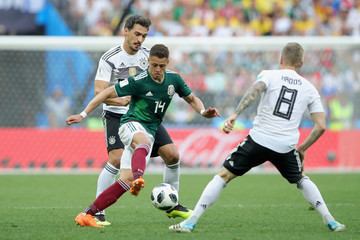 Mats Hummels Germany vs. Mexico: Group F - 2018 FIFA World Cup Russia