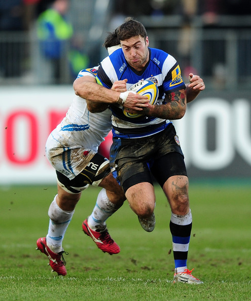 Jack Nowell Is Brought To Ground