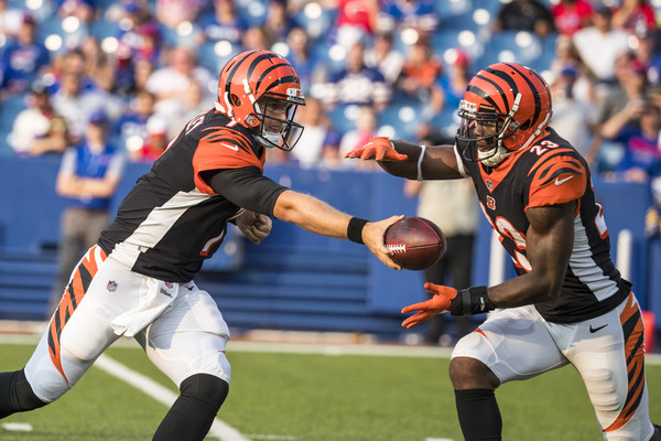 Cincinnati Bengals v Buffalo Bills