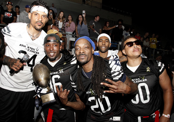 5th Annual Athletes vs Cancer Celebrity Flag Football Game