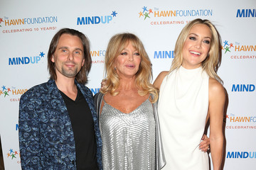 "Matt Bellamy Goldie Hawn's Inaugural ""Love In For Kids"" Benefiting The Hawn Foundation's MindUp Program - Arrivals"